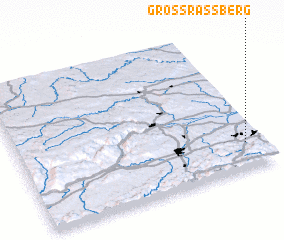 3d view of Grossrassberg