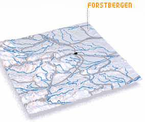 3d view of Forstbergen