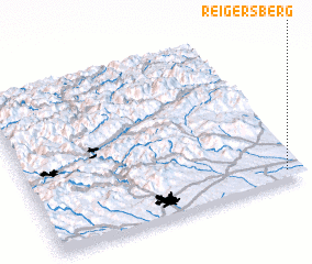 3d view of Reigersberg