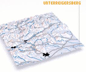 3d view of Unterreigersberg