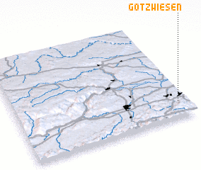 3d view of Götzwiesen