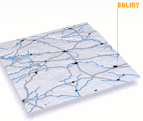 3d view of Baliny