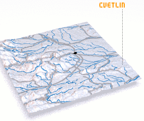 3d view of Cvetlin