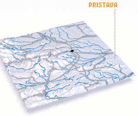 3d view of Pristava