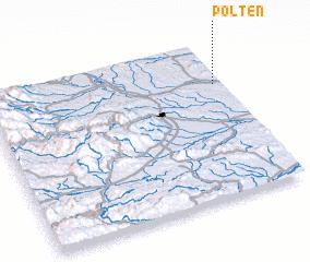 3d view of Pölten