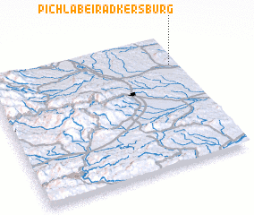 3d view of Pichla bei Radkersburg