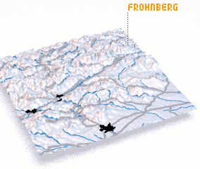 3d view of Frohnberg