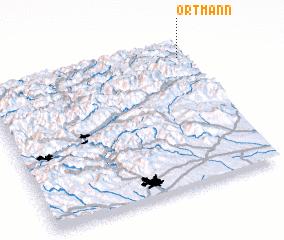 3d view of Ortmann