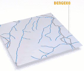 3d view of Bengéko