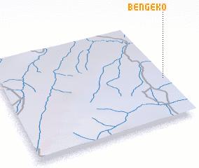 3d view of Bengéko