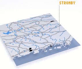 3d view of Strömby