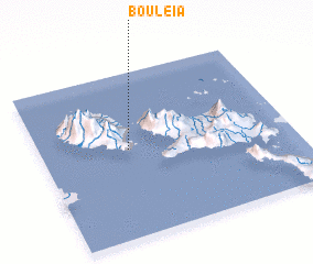 3d view of Bouleia