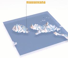3d view of Miwaiaukana