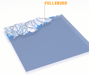 3d view of Fulleborn
