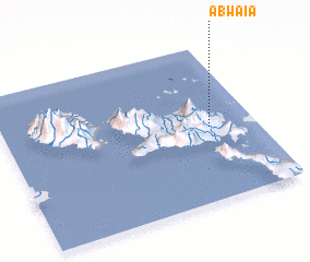 3d view of Abwaia