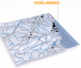 3d view of Kemblawarra