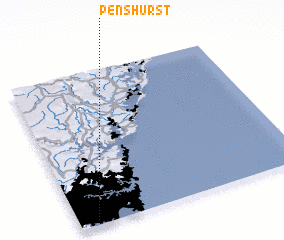 3d view of Penshurst