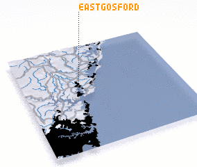 3d view of East Gosford