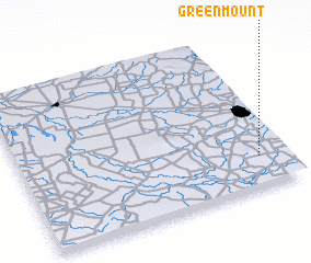 3d view of Greenmount