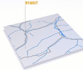 3d view of Myakit