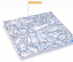 3d view of Hernani