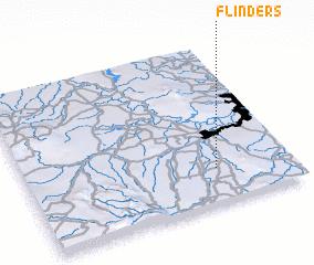 3d view of Flinders