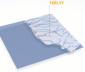 3d view of Teplyy