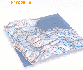 3d view of Mecarillo