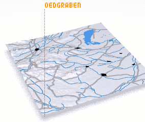 3d view of Oedgraben