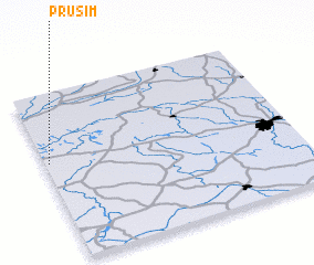 3d view of Prusim