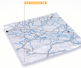 3d view of Brankovača
