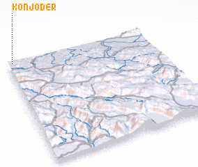 3d view of Konjoder