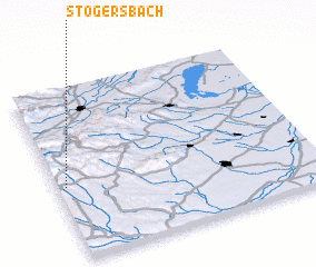 3d view of Stögersbach