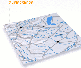 3d view of Zweiersdorf