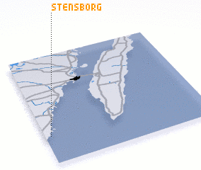 3d view of Stensborg