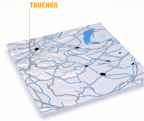 3d view of Tauchen