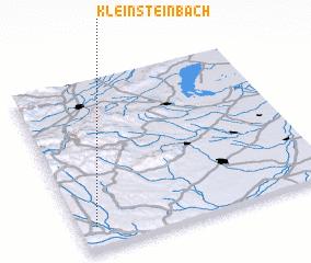 3d view of Kleinsteinbach