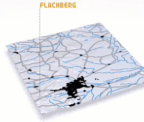 3d view of Flachberg