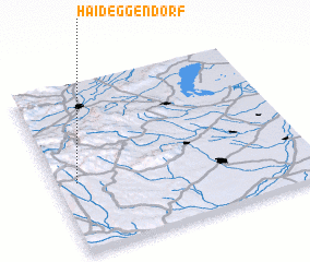 3d view of Haideggendorf