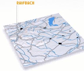 3d view of Raifbach