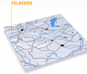 3d view of Felbering