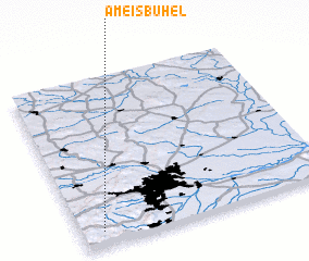 3d view of Ameisbühel