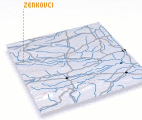 3d view of Zenkovci