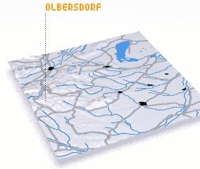 3d view of Olbersdorf