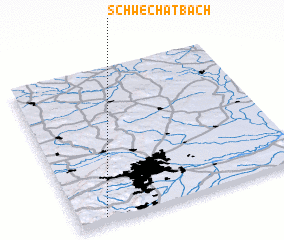 3d view of Schwechatbach