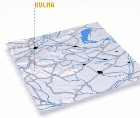 3d view of Kulma