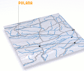 3d view of Polana