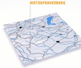 3d view of Hinterfrauenberg