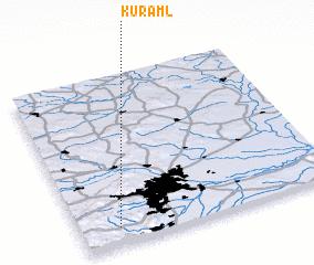 3d view of Küraml