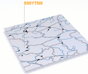 3d view of Rokytník